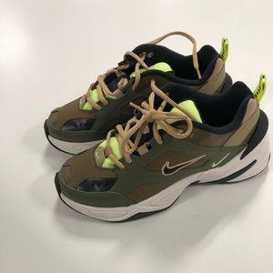 Nike Tekno - Green & Neon
